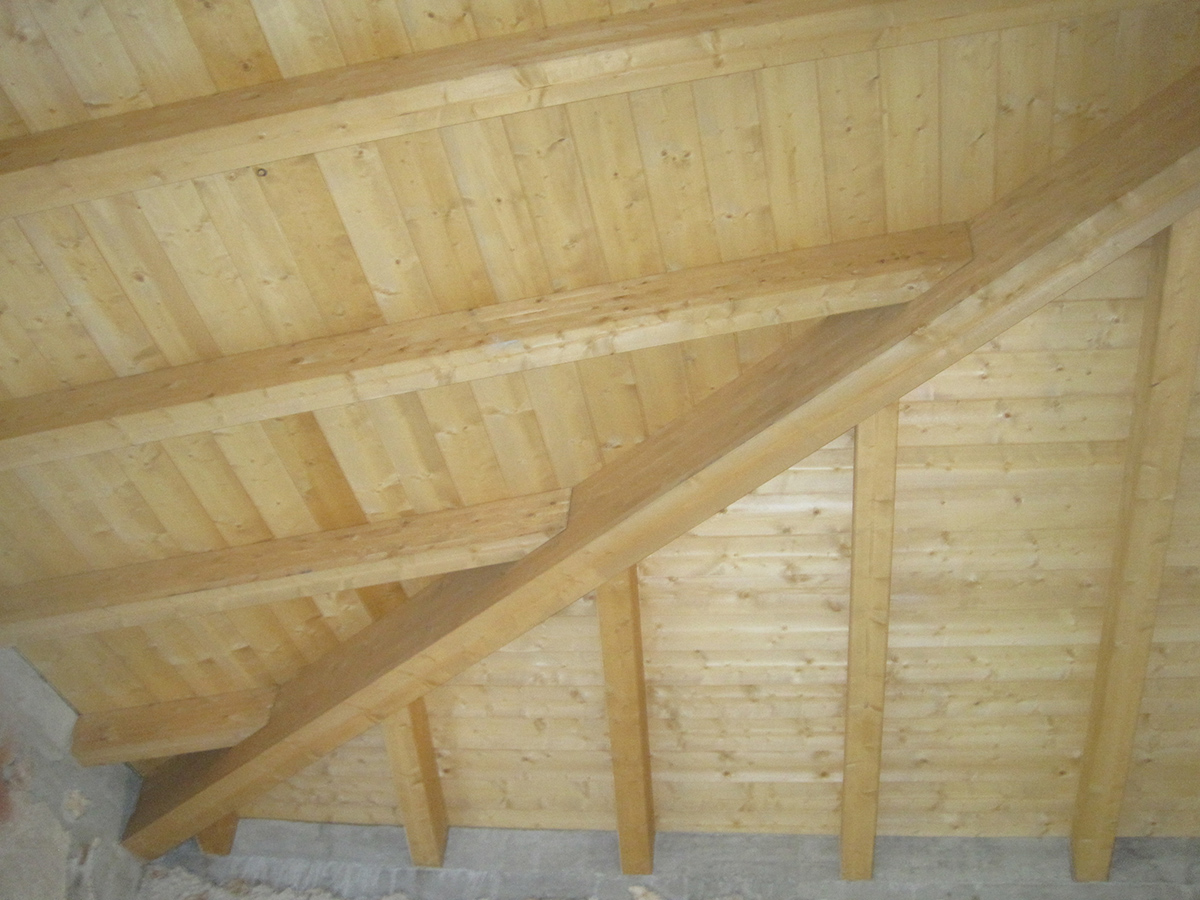 impresa costruzioni veneto - rifacimento tetto