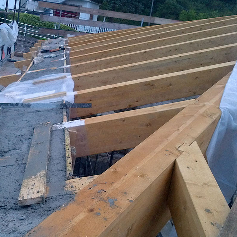 ristrutturazioni edili Veneto - Rifacimento tetti - 4