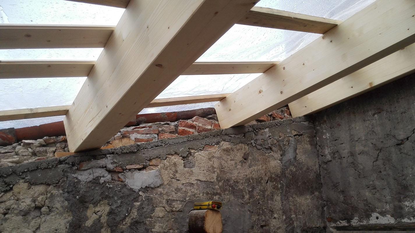 ristrutturazioni edili Veneto - ristrutturazione tetto - 1